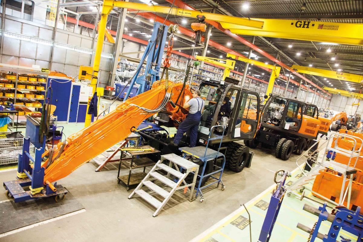 Hitachi Amsterdam Factory