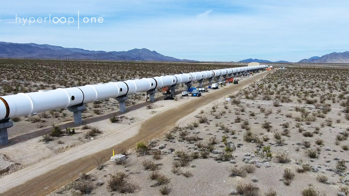 How Hyperloop is changing the calculus of the commute