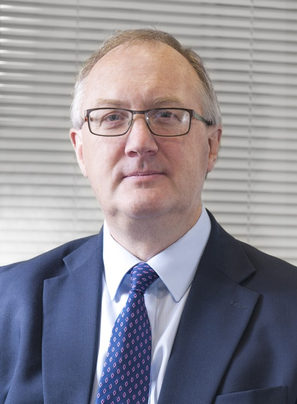 Ian Hind COO Commercial Director