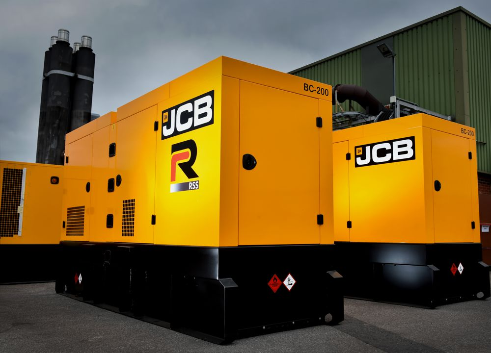JCB Portable Generators