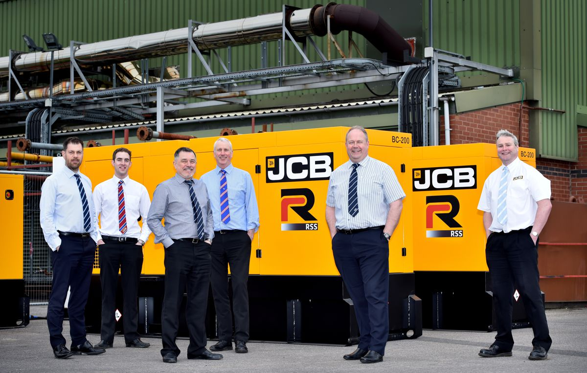 JCB Generator business powers ahead with huge rental deal in the Middle East