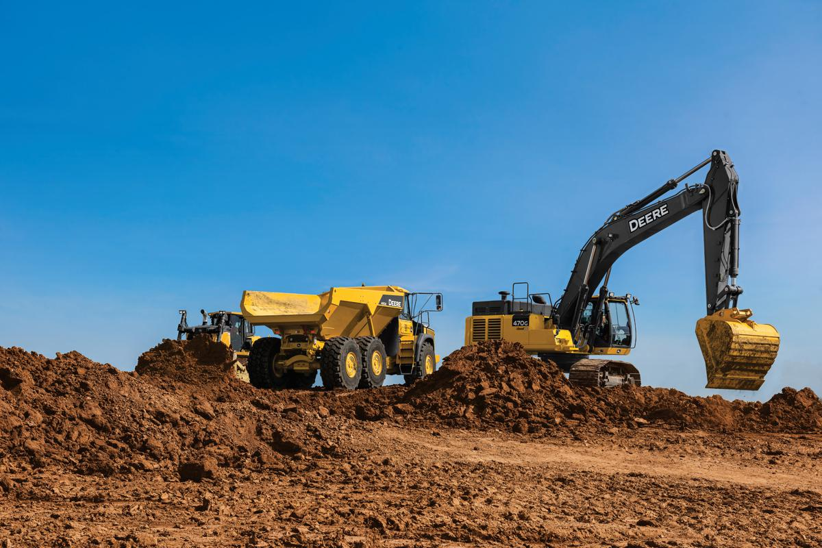 John Deere extends telematics in-base JDLink™ from three to five years