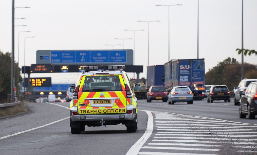 M1 Motorway - Highways England