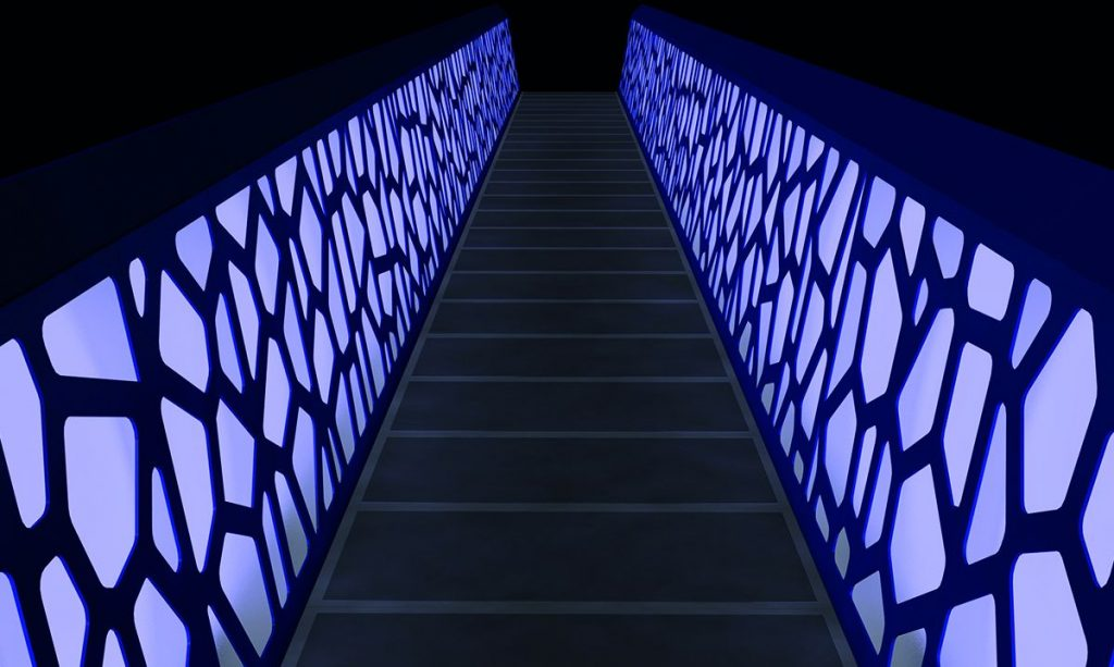 Mabey Podesta Modular Footbridge