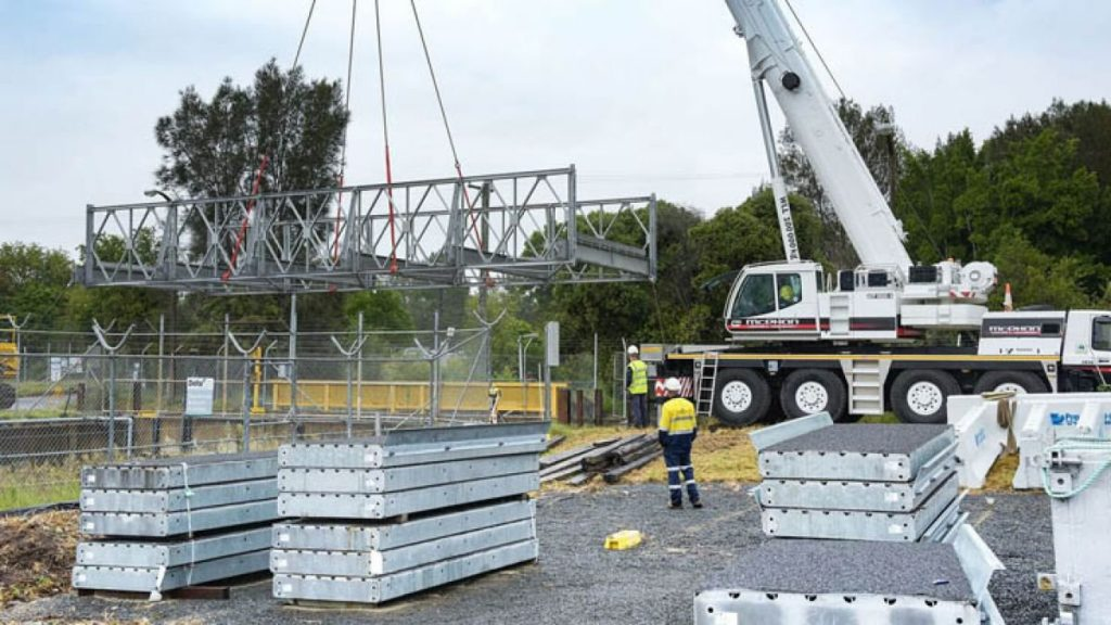 Mabey Temporary Bridge Australia