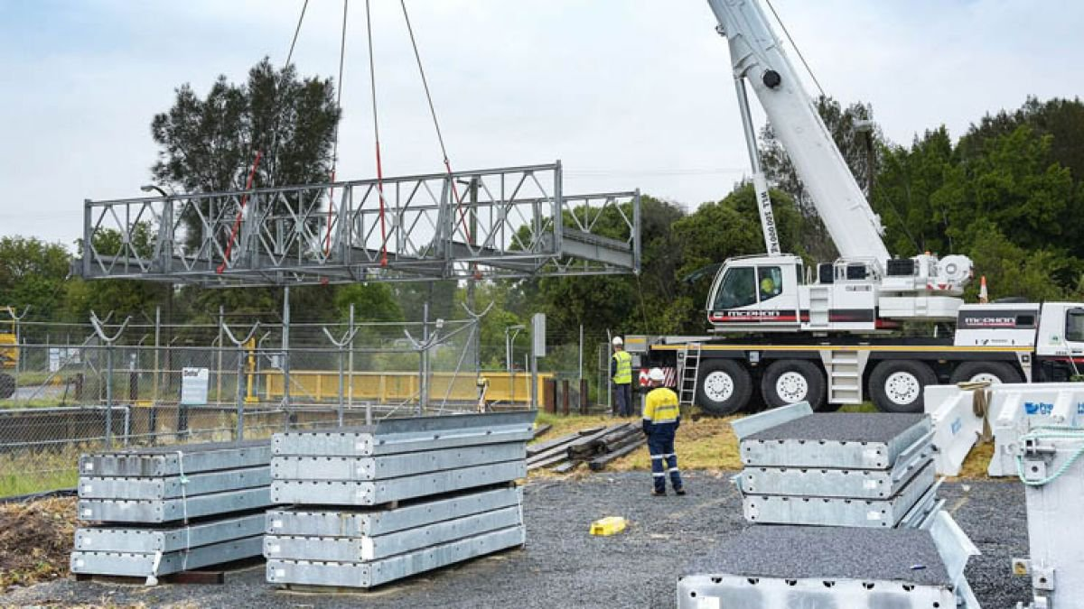 Mabeyspans the globe to enter theAustralian temporary bridge market