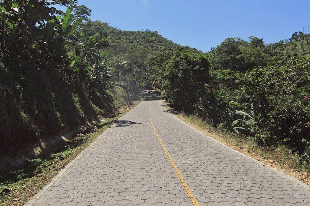 Nicaragua Paving Road by Zach Tijerina