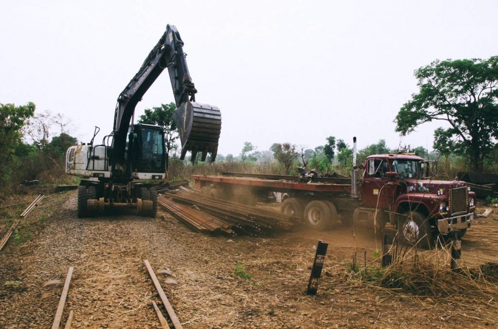Nigeria Railway Construction