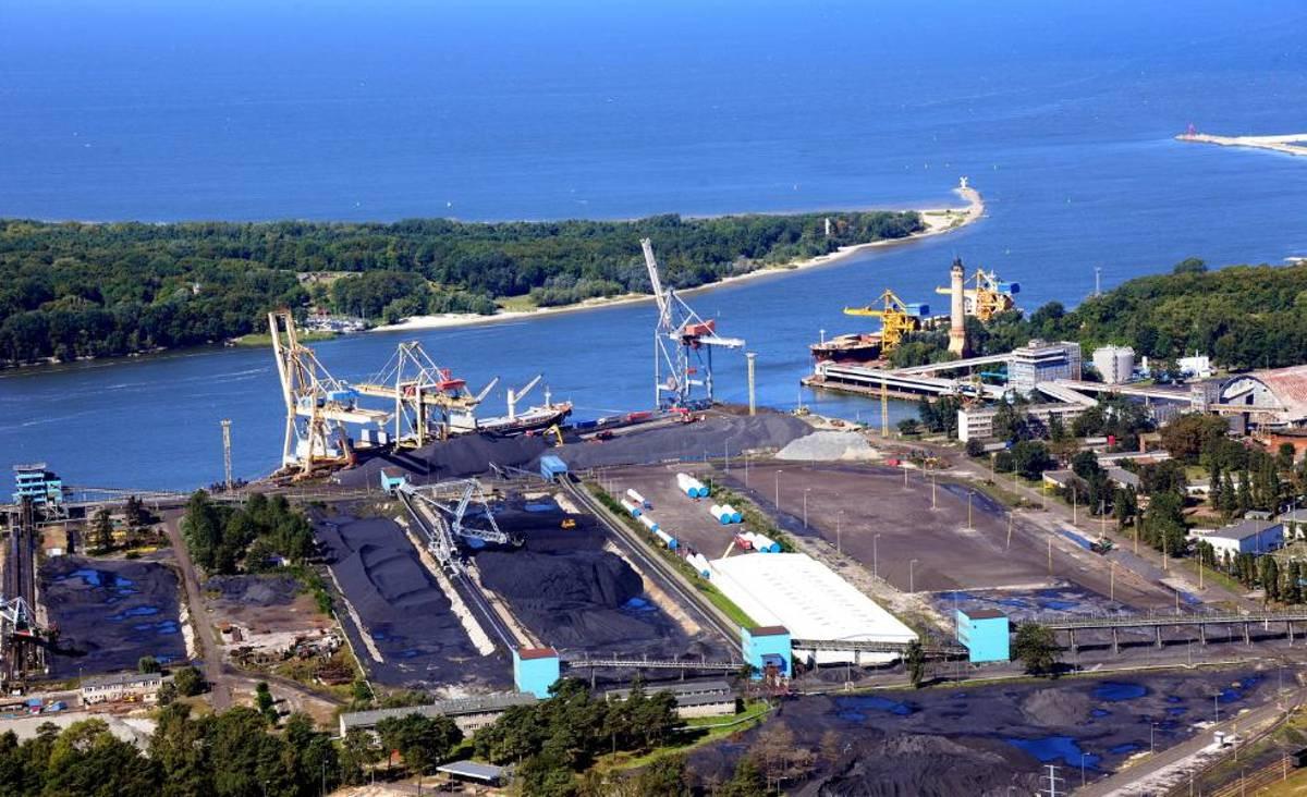 EIB finances modernisation of Szczecin and Świnoujście seaports in Poland