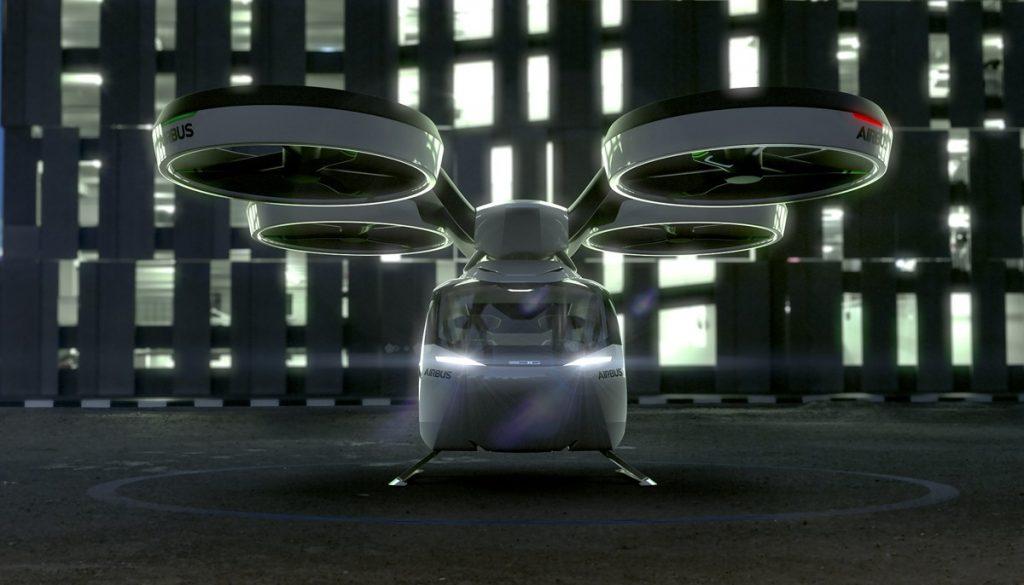 Airbus PopUp Concept Vehicle