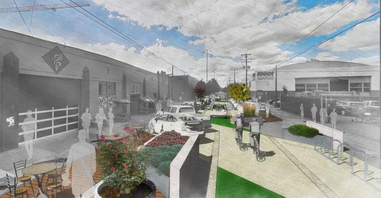 Sidewalks: The New Planning Frontier