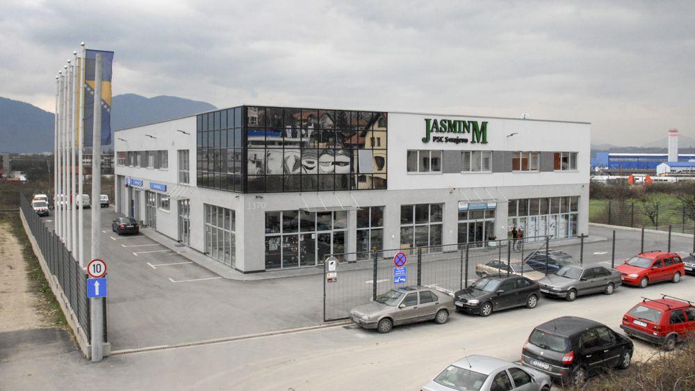 JasminM Sarajevo Centre
