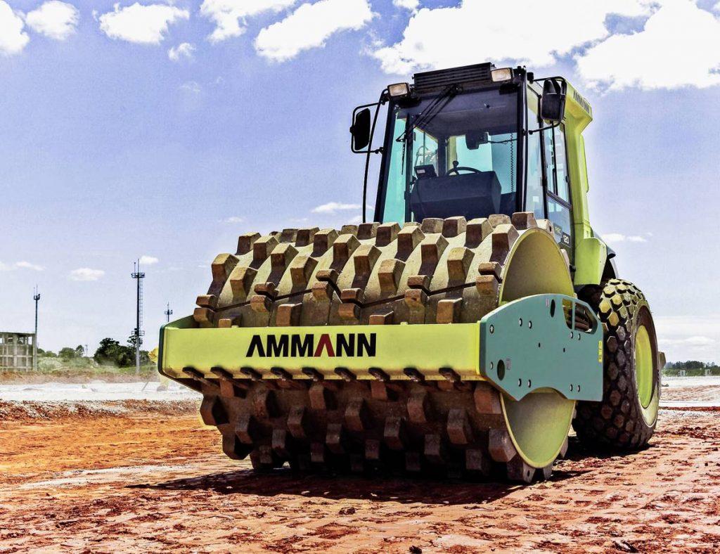 ASC 120 T1 Soil Compactor