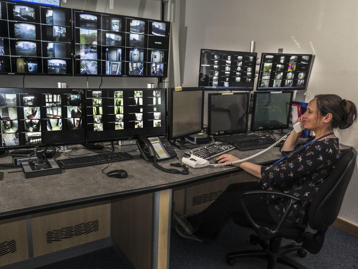 Balfour Beatty benefits from its successful CCTV Citywatch programmeinSouthampton