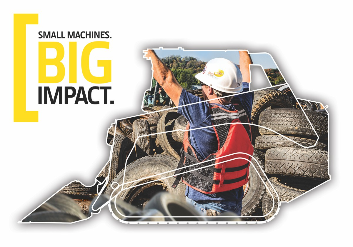 Share Your Dream Project to WIN a brand new John Deere G-Series Skid Steer or Compact Track Loader