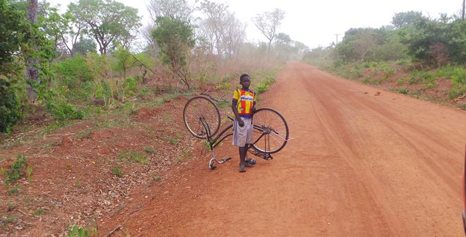 Ghana Apesika Abom Feeder Road