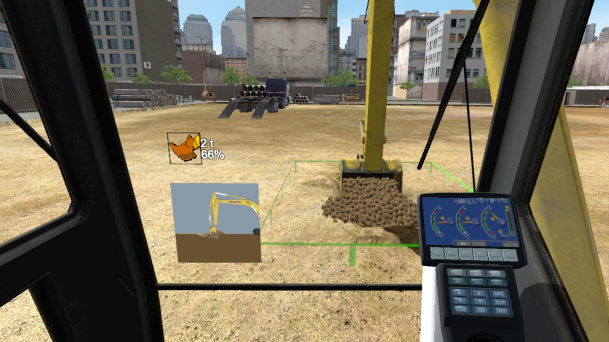 Virtual Reality is revolutionising Construction Operator Training