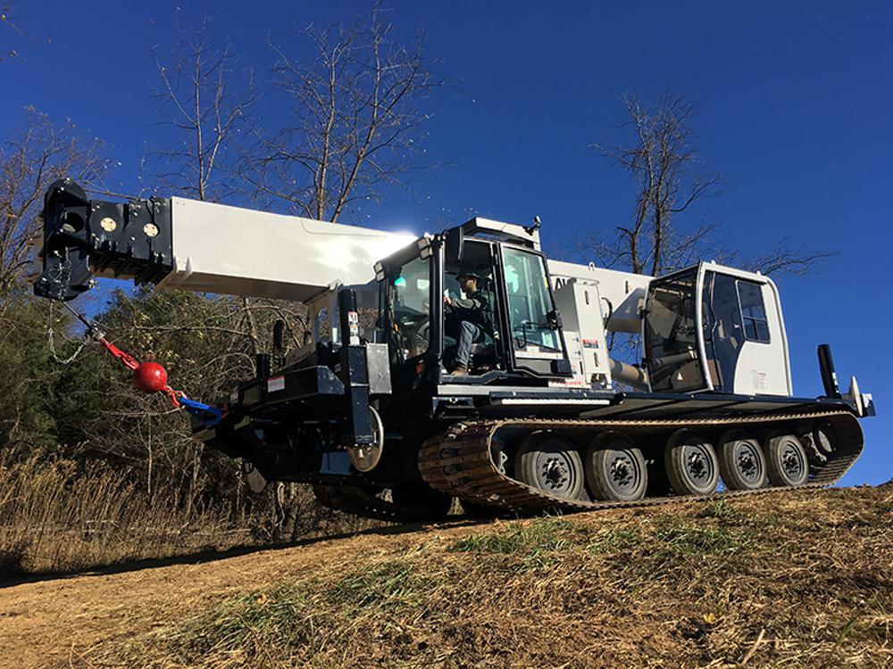 AC40-152S-TC Telescopic Boom Truck Crane