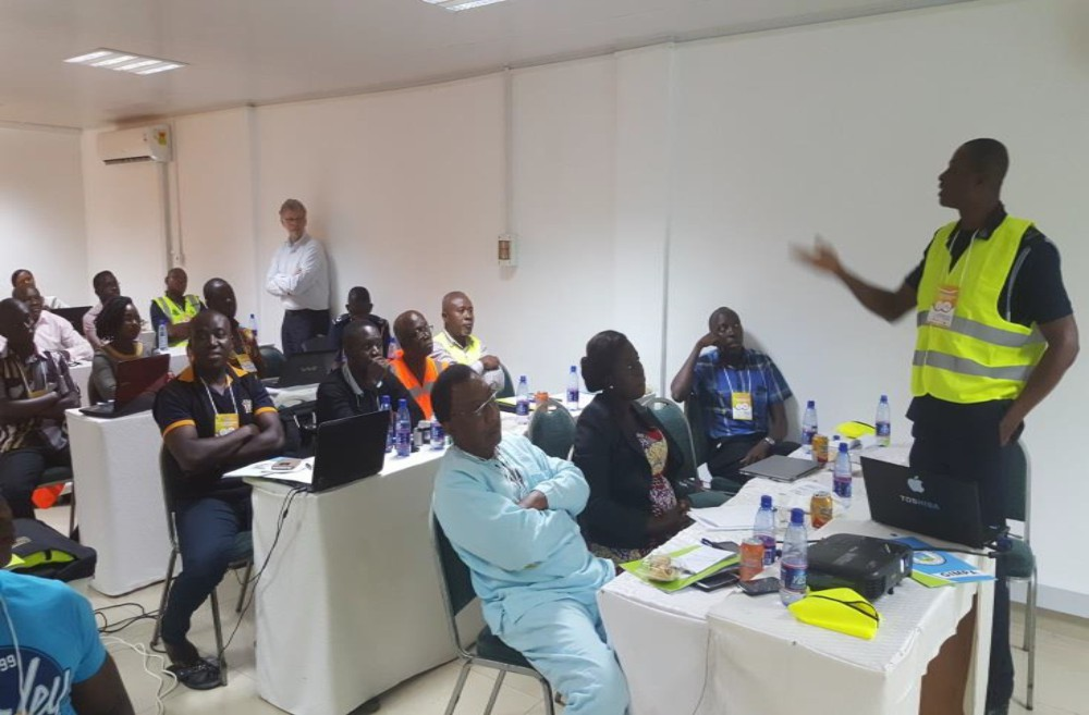 Delft Road Safety Course in Ghana highlights the challenges to improving road safety in Africa