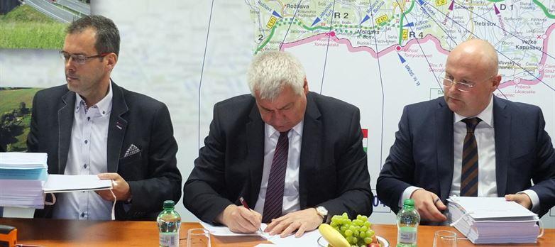 Eurovia awarded 8km Motorway €356 million contract in Slovakia