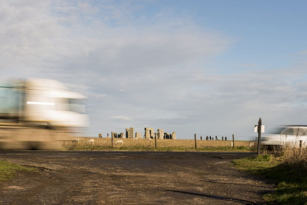 A303 and Stonehenge
