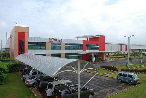 Terex India Factory
