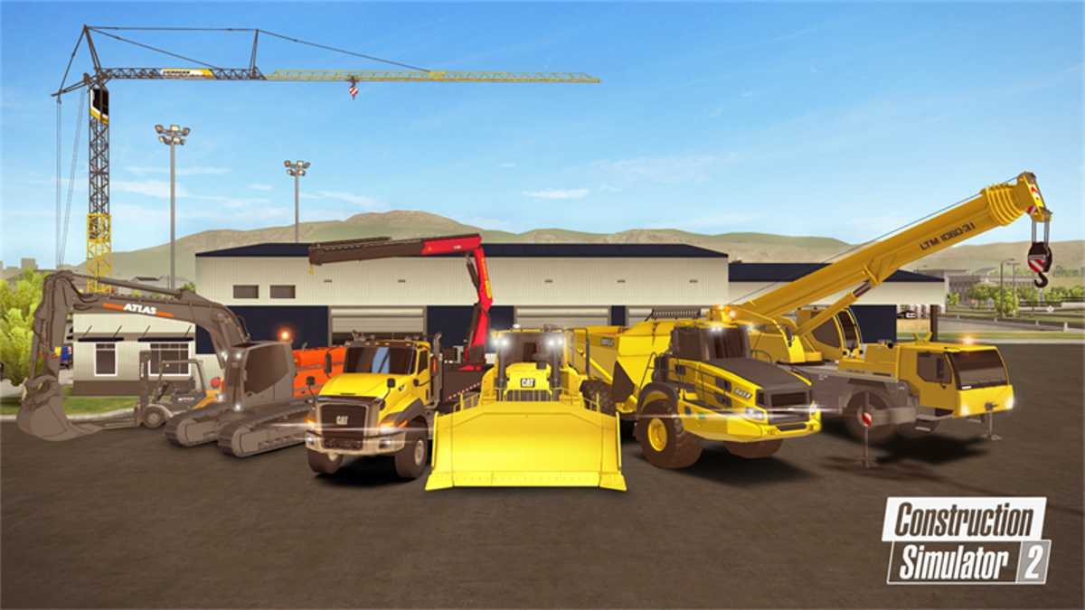 Construction Simulator 2 free update brings new jobs for construction heroes!