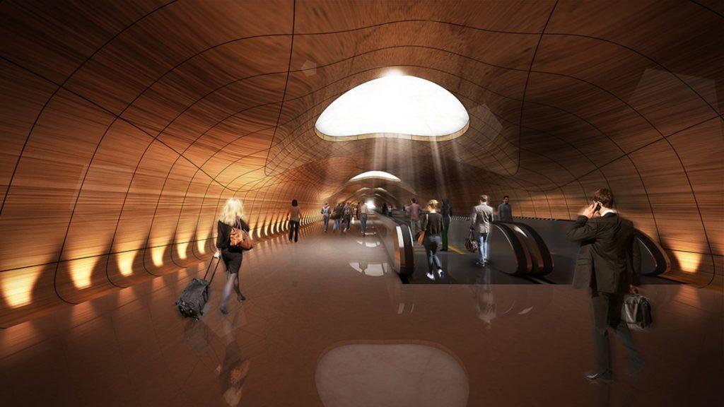 AECOM Tunnel