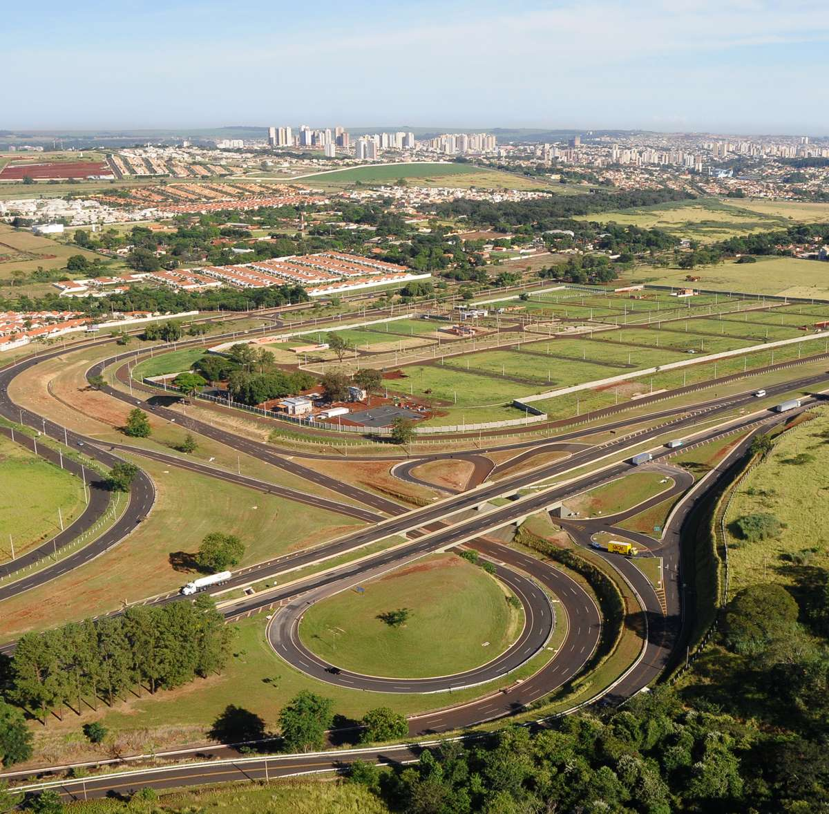 Arteris, Abertis' subsidiary in Brazil wins the 30 year concession for Rodovias dos Calçados