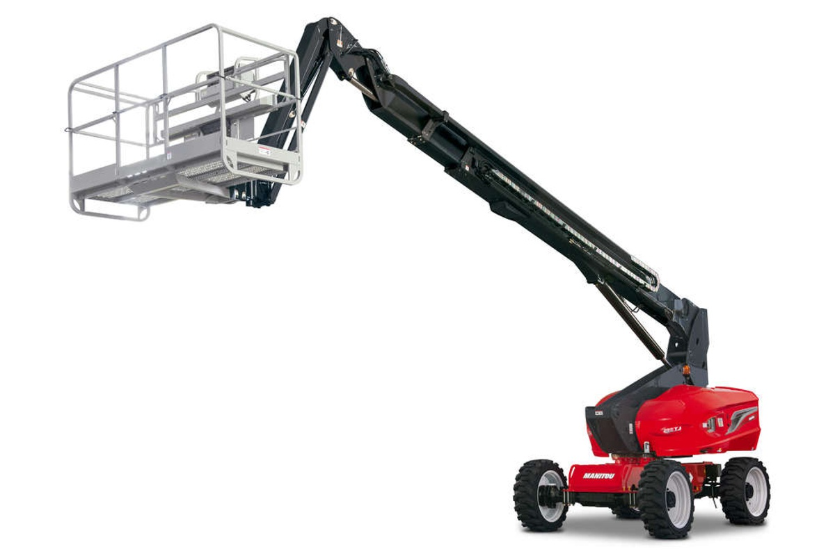 Manitou introduces the 220 TJ all-terrain telescopic jib