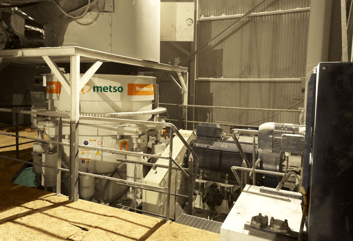 Suphanburi Quarry in Thailand goes high-tech with a complete aggregate processing plant from Metso