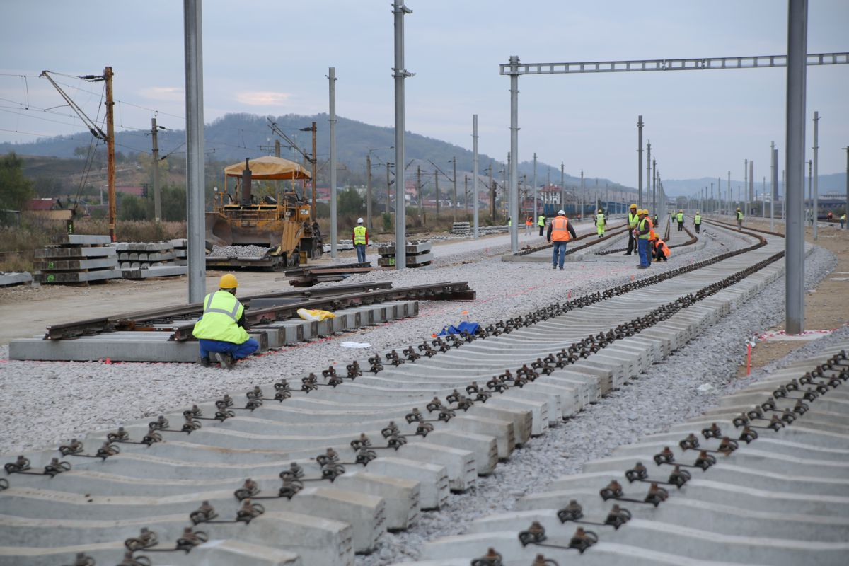 FCC Construcción awarded €1.634 Billion contract for three new railway sections in Romania
