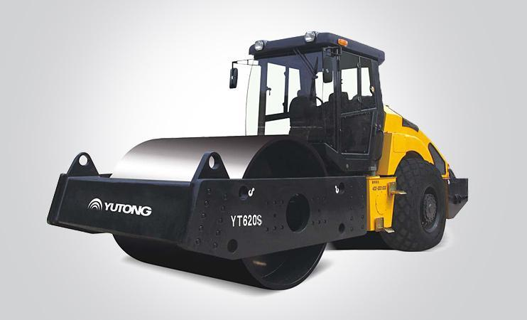Yutong Dynamic Compaction Machines is the first to participate in the Trimble Ready® program  in China