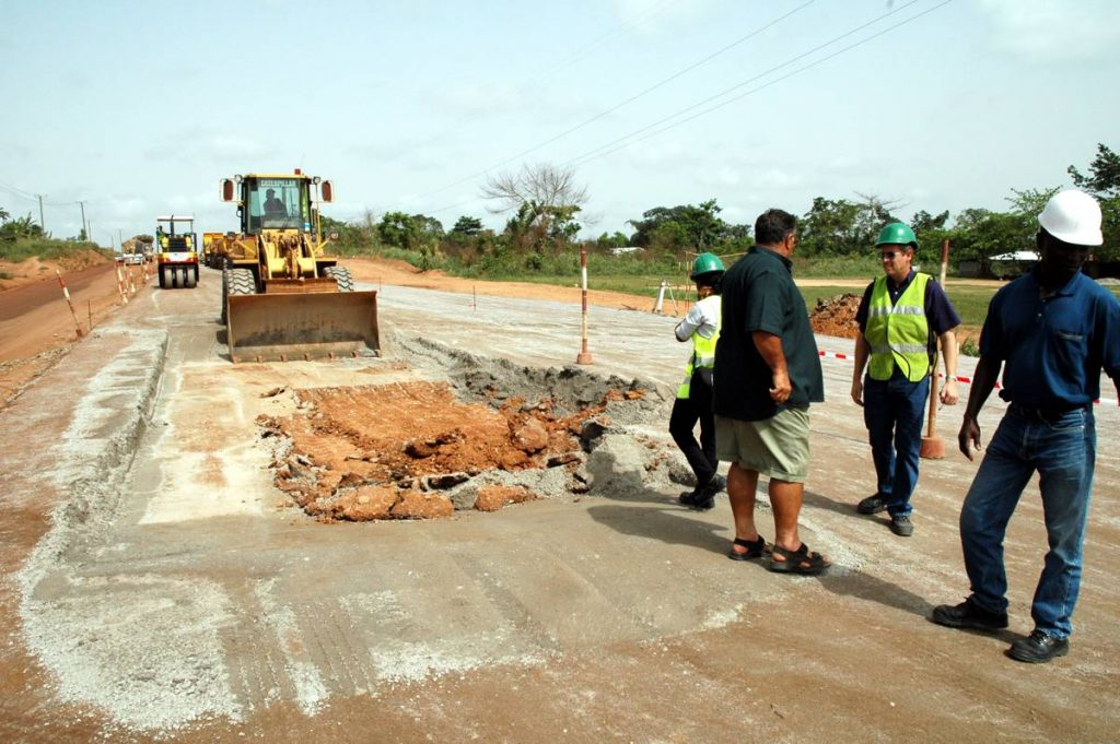 Africa Road Construction