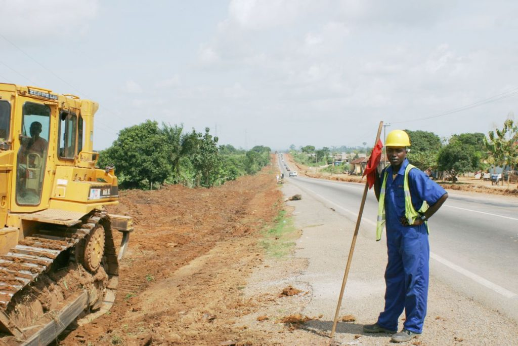 Africa road construction - ANGDavis Associates
