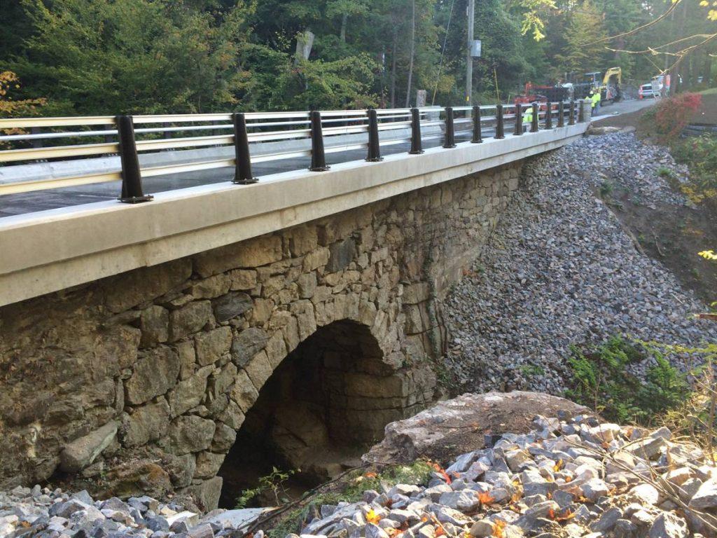 Skilton Road Bridge in Watertown, Connecticut