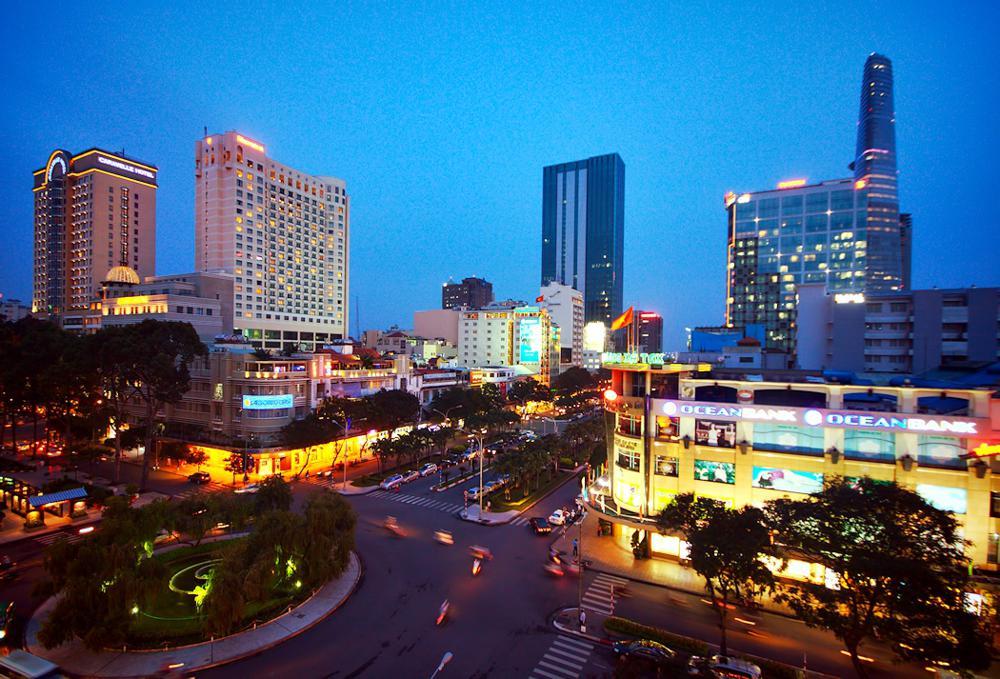 Ho Chi Minh City by Jo Sau