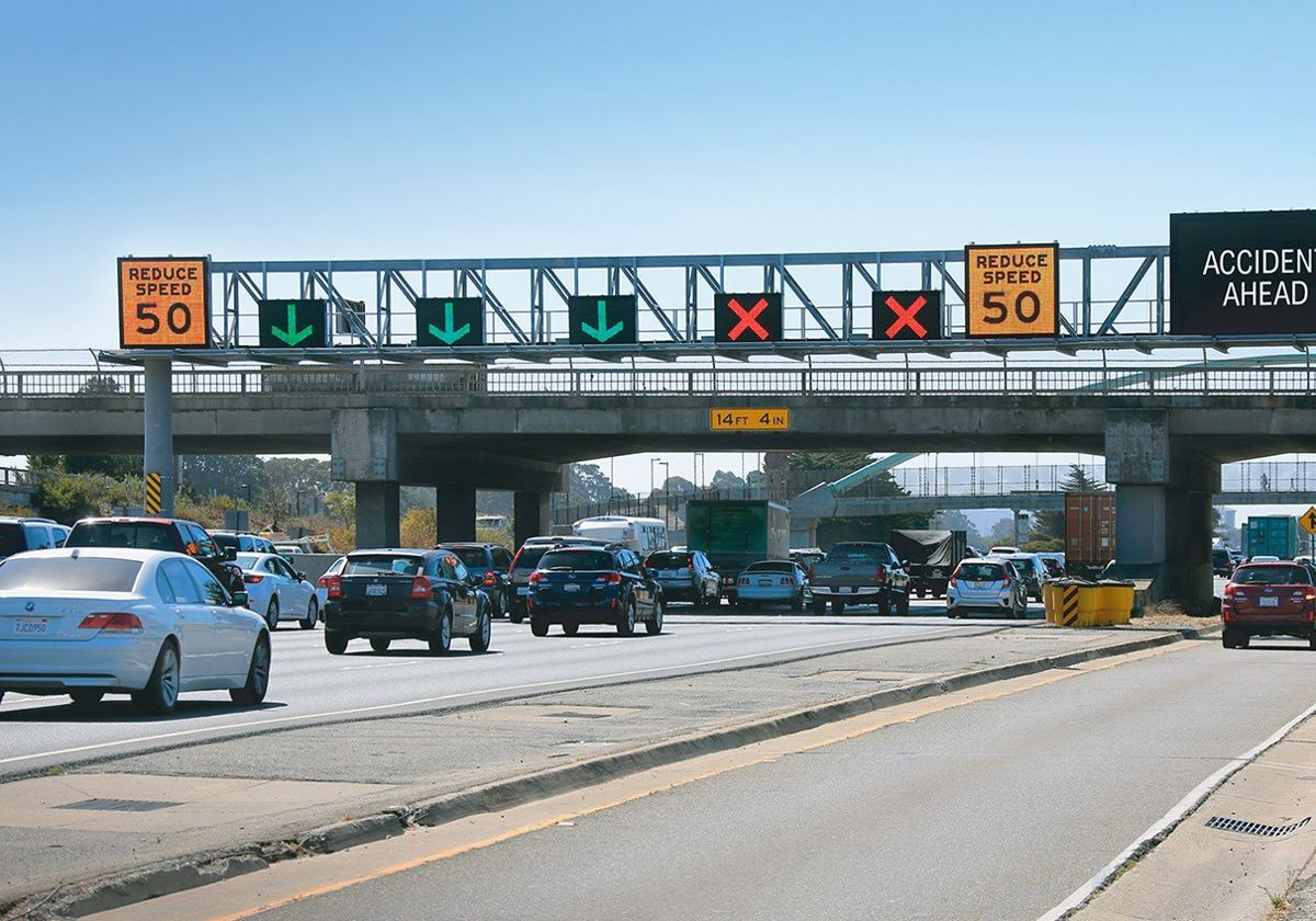 Parsons' I-80 SMART Corridor Project named operational efficiency project of the year