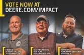 Three finalists compete to win new John Deere G Series Loader