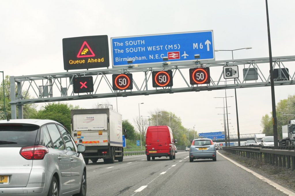 Smart Motorway by Highways England