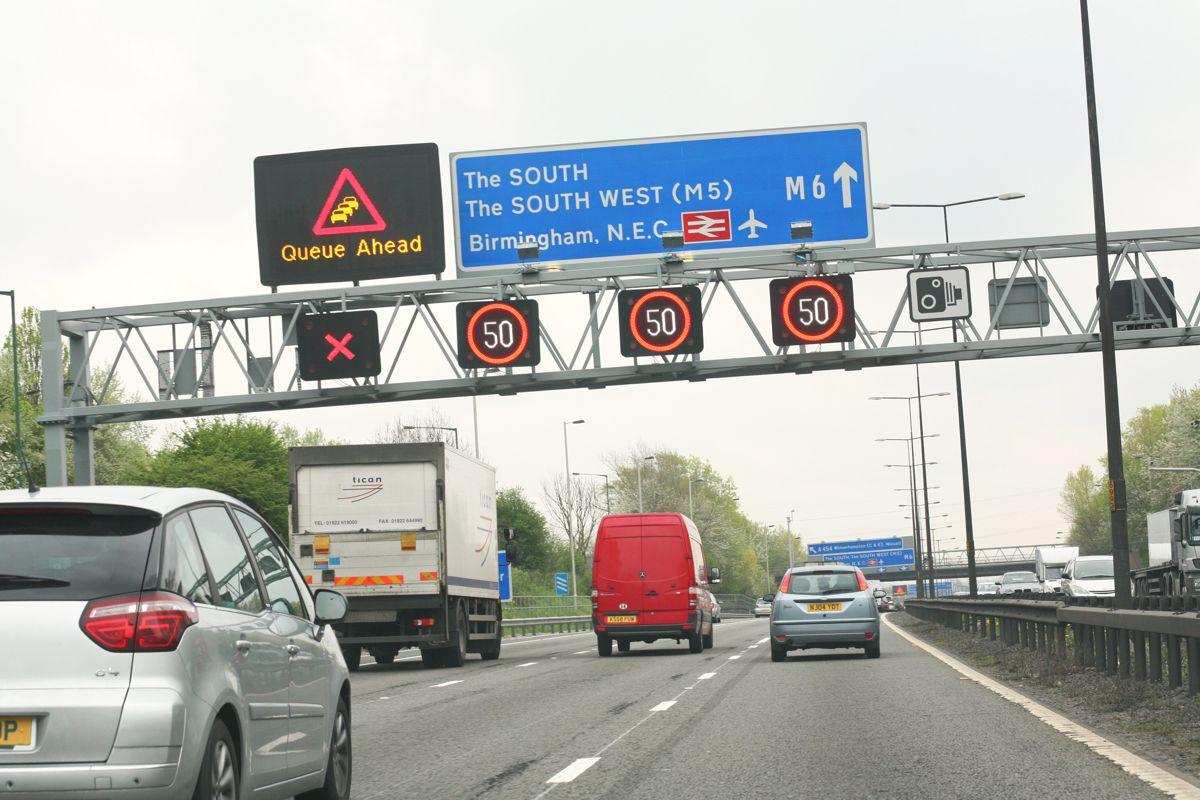 Smart Motorway by Highways England