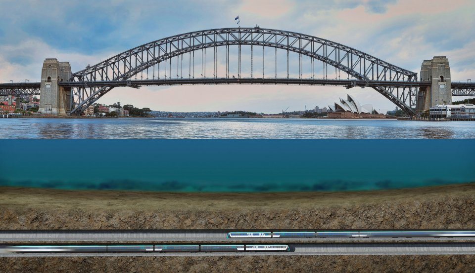 GHELLA AWARDED $2.81B STAGE 2 SYDNEY METRO WORKSP
