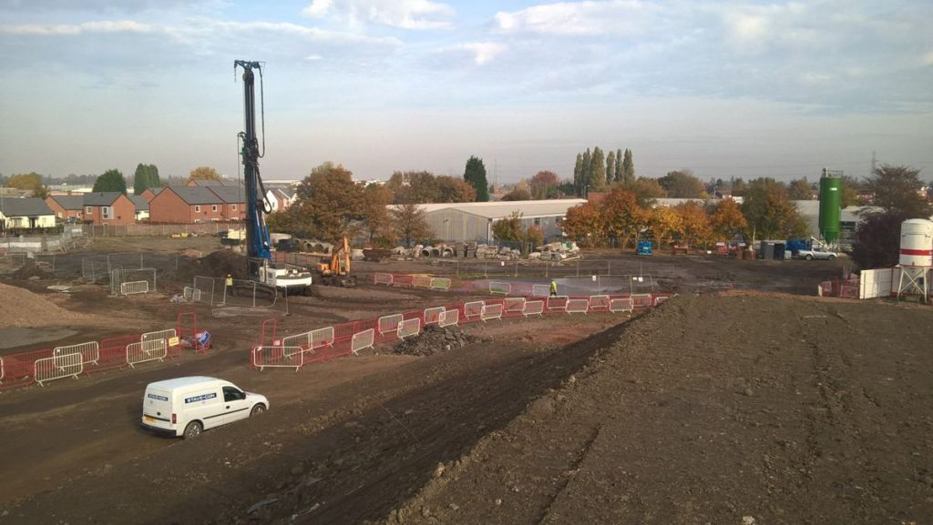 Deep Soil Mixing part of award winning road project