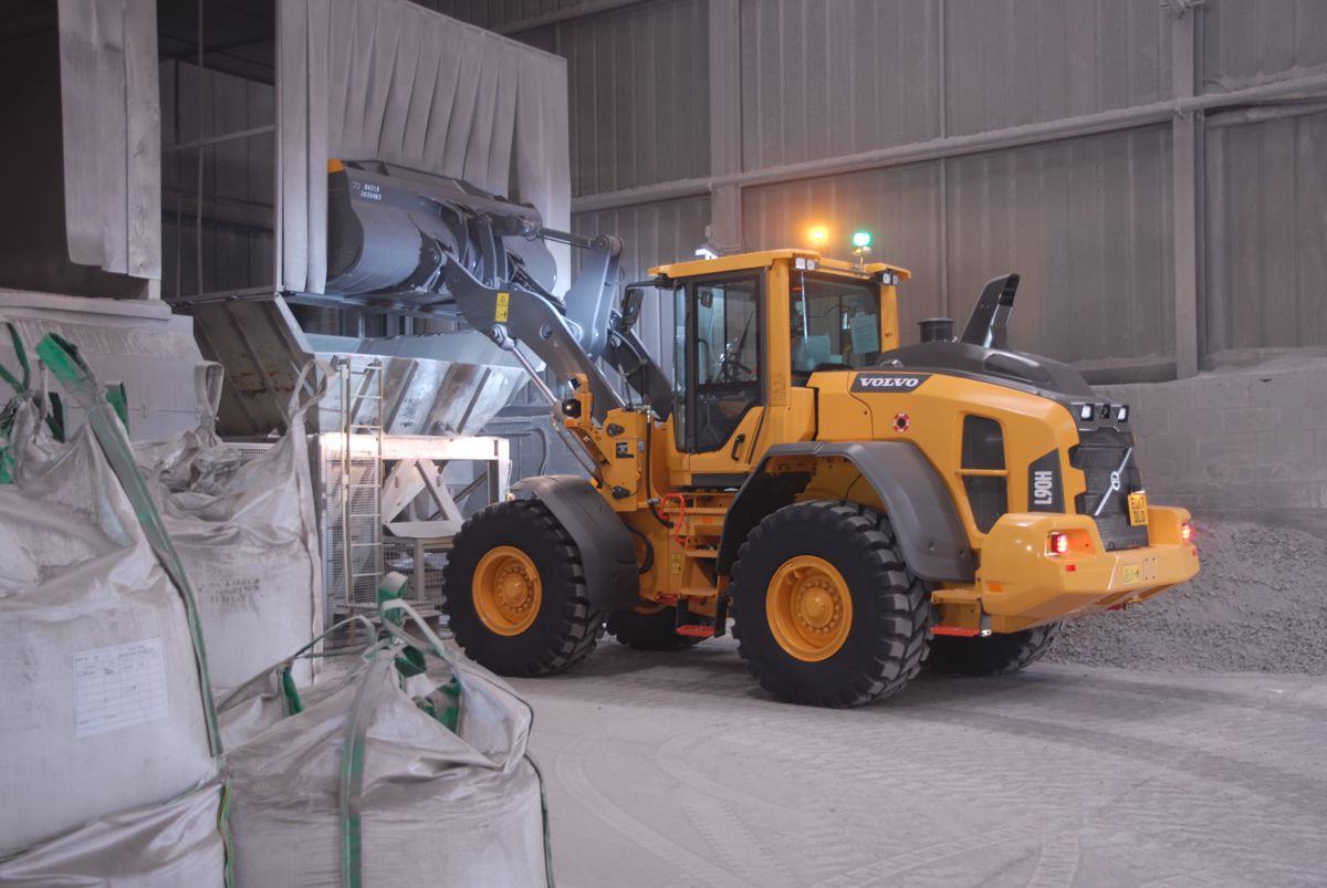 LKAB Minerals has relied on Volvo Loaders for 22 years