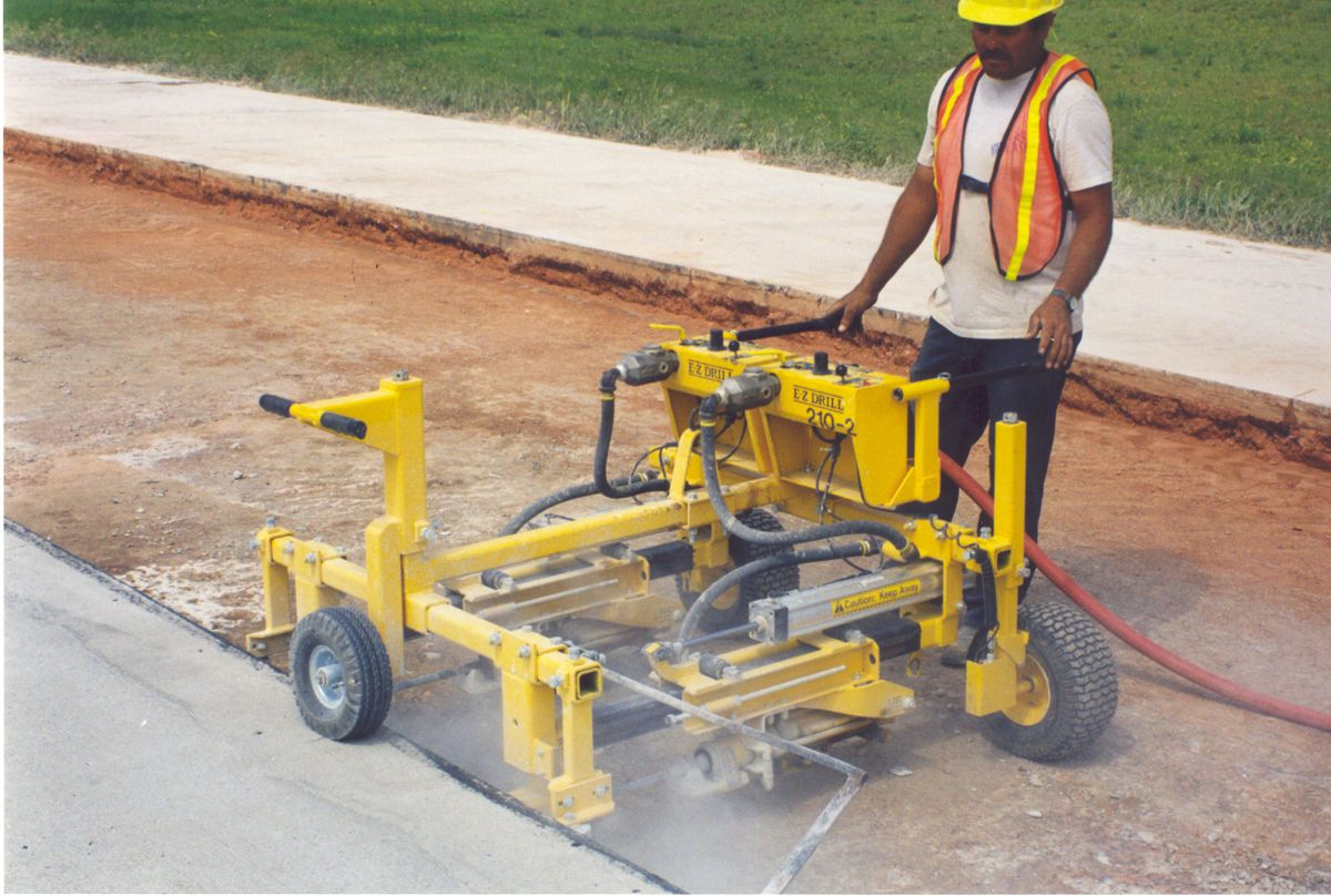 4 important safety tips for Concrete Dowel Drilling