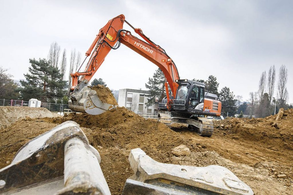 Hitachi provides perfection for Millot TP's excavator operators