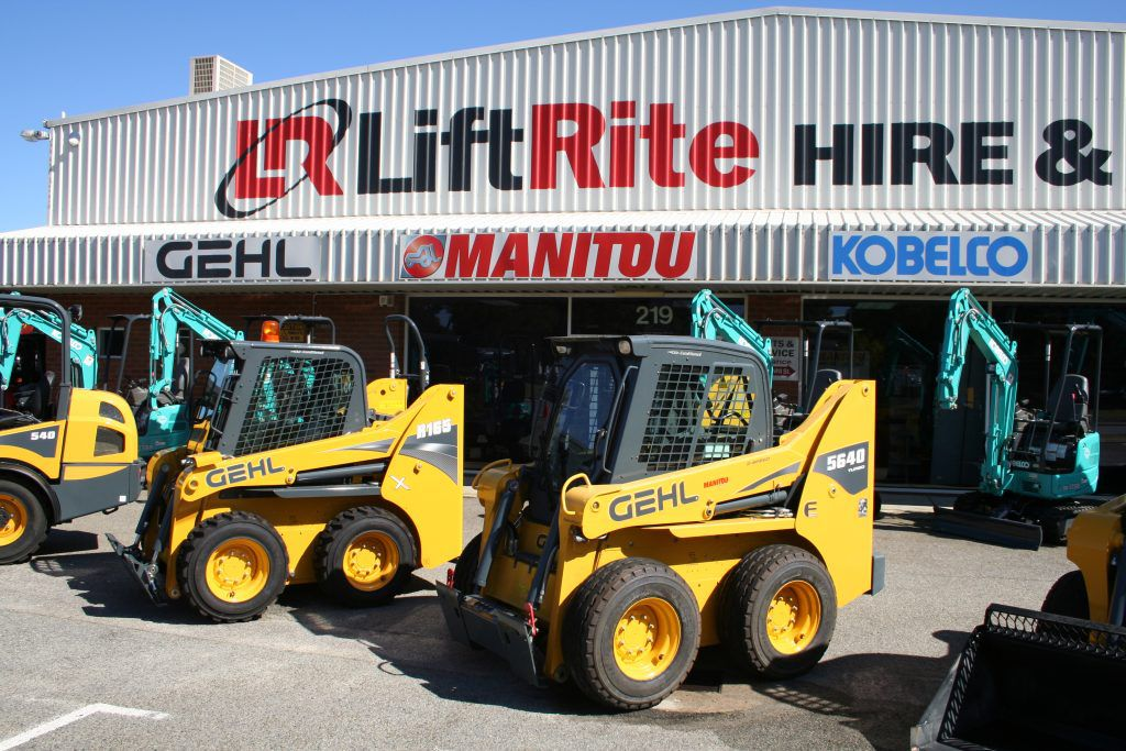 The Manitou Group completes its acquisition in LiftRite Hire and Sales in Australia