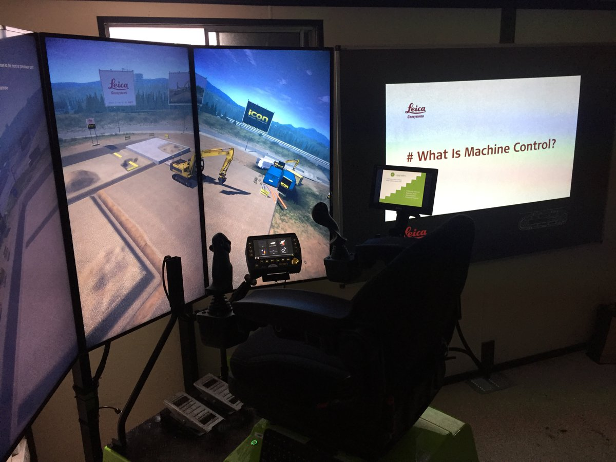 First of its kind Machine Simulator Training at Hinkley Point C
