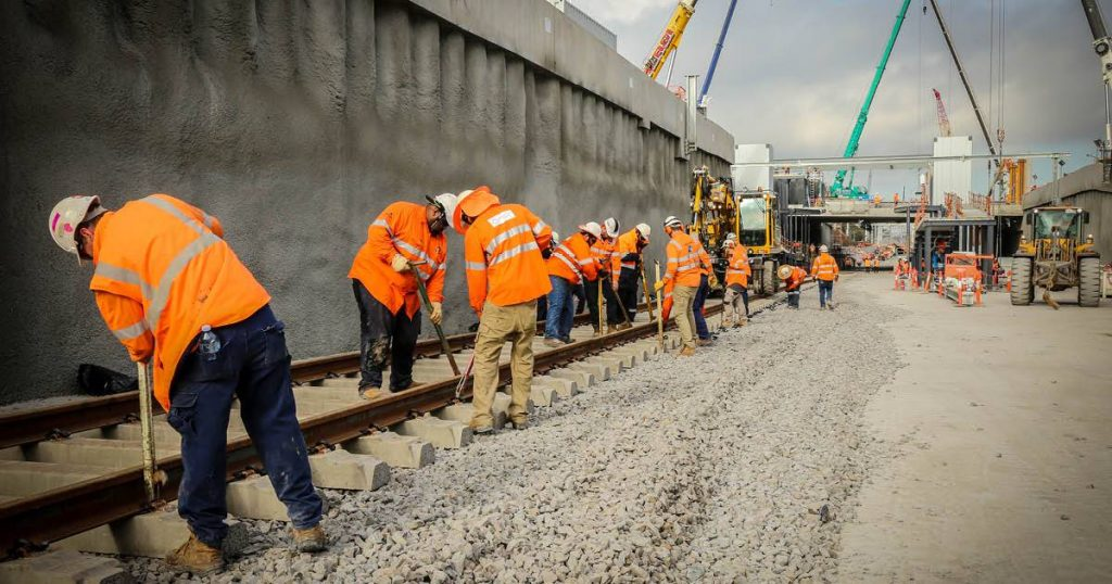 7,000 new jobs will be created in Australia on the Victoria Metro Tunnel Project