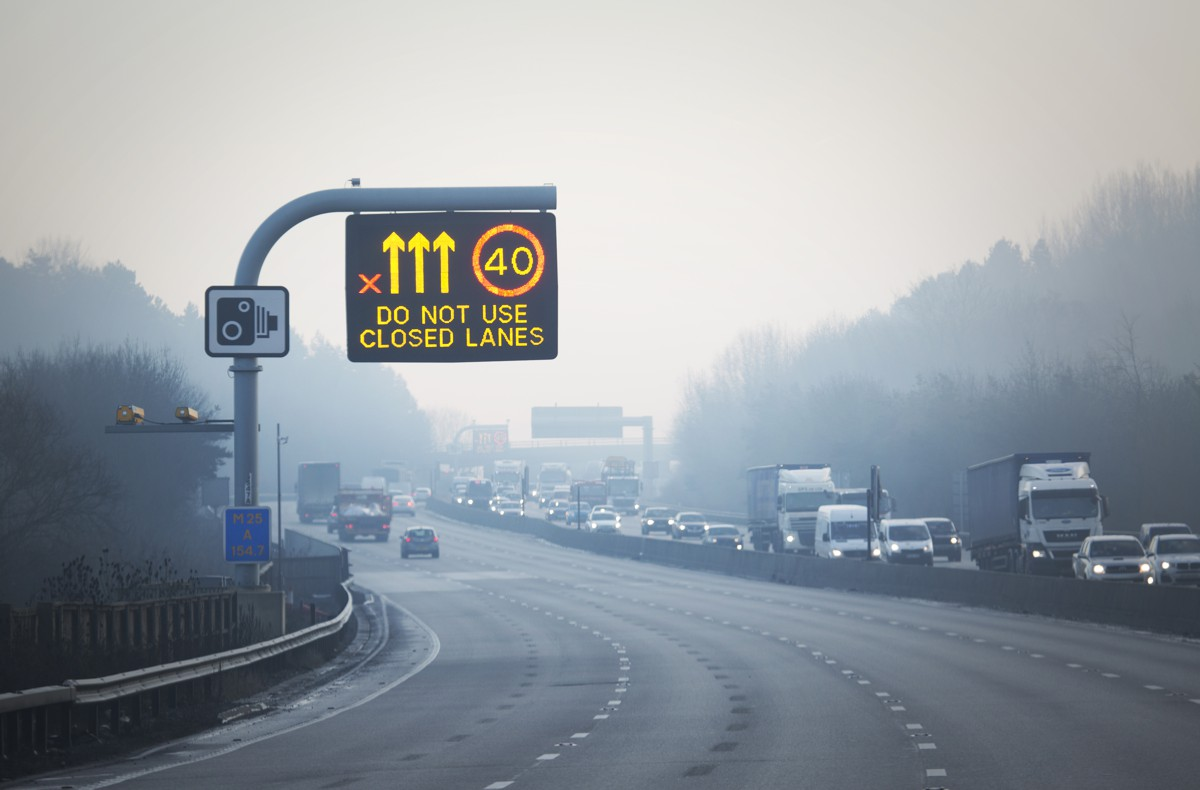 M25 by Highways England